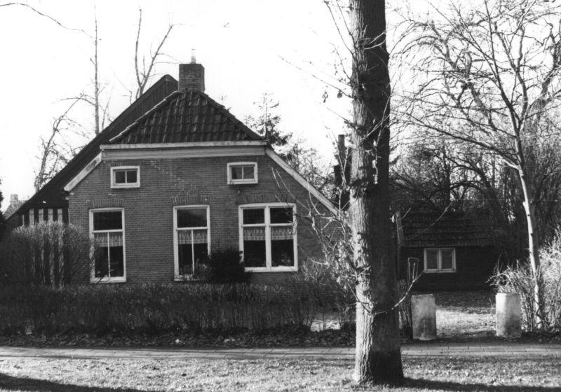 boerderij Hooiweg 24 van boderijder familie Zwaneveld