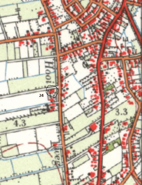 Locatie Hooiweg 24