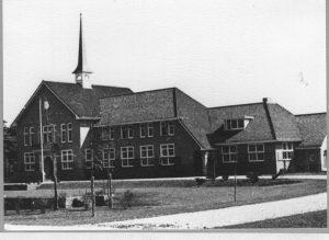 Gemeentehuis aan de J.G. Legroweg