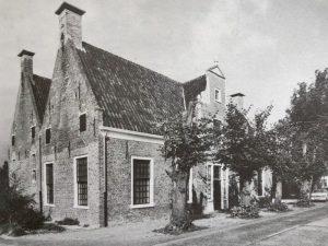 Gerestaureerd Nijsinghhuis 1973