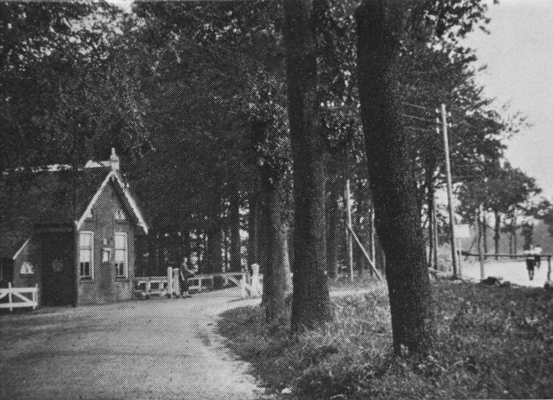 Tolhuis bij Oosterbroek